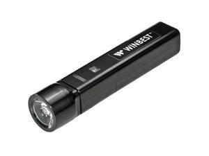 Barska BK11904 Portable USB Charger and Flashlight with 6 Adapters