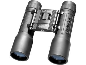 BARSKA LUCID VIEW 12x32 Clam Compact Binoculars