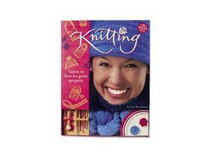 Knitting Activity Book