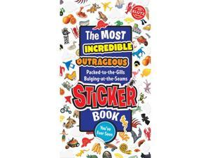 The Most Incredible, Outragageous...Sticker Book