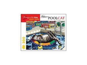 Pool Cat Puzzle: 300 Pcs