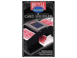 Bicycle Automatic Card Shuffler