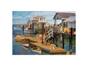 Summer Pier Puzzle: 2000 Pcs