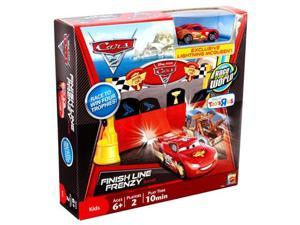 Cars 2 Finish Line Frenzy Game