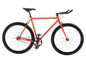 Vilano EDGE Fixed Gear /Single Speed Road Bike Matte Red 50cm