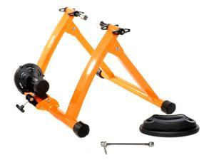 Indoor Bicycle Cycling Trainer  Exercise Stand Orange