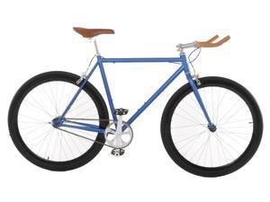 Vilano EDGE Fixed Gear /Single Speed Road Bike Matte Blue 58cm
