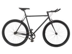 Vilano EDGE Fixed Gear /Single Speed Road Bike Matte Black 58cm