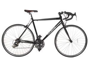 Vilano TUONO Aluminum Road Bike 21 Speed Shimano 50cm Small Black