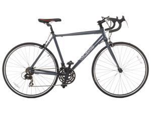 Vilano TUONO Aluminum Road Bike 21 Speed Shimano 54cm Medium Grey