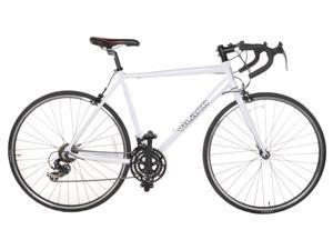Vilano TUONO Aluminum Road Bike w/ Shimano WHITE 50cm