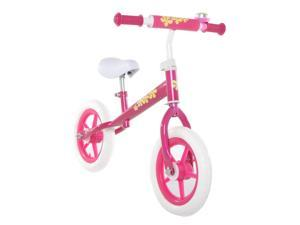 Childrens Balance Bike No Pedal Push Bicycle for Girls or Boys 12 in. Pink