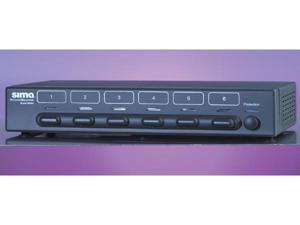 Sima 6-Zone Speaker Selector