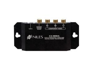 Niles C5-HDDA CAT-5 Component Video and Digital Audio Balun