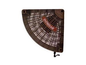 Suncourt Inc. RR100-B EntreeAir Door Frame Fan, Brown