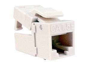 Platinum Tools 705LA-1 EZ-SnapJack Cat.5e Connector - Light Almond