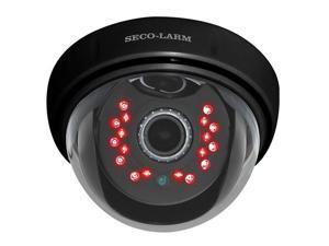 SECO-LARM EV-2801-N3BQ IR Dome Camera 3.6mm Lens 540 TV Lines