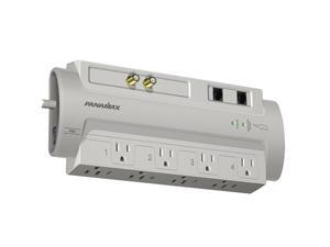 Panamax SP8-AV 8-Outlet Home Theater Surge Suppressor