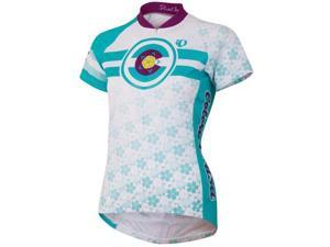 Pearl Izumi 2013 Women's Select LTD Short Sleeve Cycling Jersey - 0841 (Colorado USA - XL)