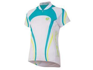 Pearl Izumi 2013 Women's Select LTD Short Sleeve Cycling Jersey - 0841 (Tiger Scuba Blue - M)