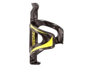 Profile Design Karbon Kage Bicycle Water Bottle Cage (Black/Yellow)