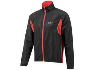 Louis Garneau 2015 Men's Modesto 2 Cycling Jacket - 1030147 (Black/red - XXL)