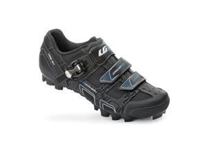 Louis Garneau 2014/15 Women's Monte Mountain Bike Shoes - 1487166 (Black - 36)