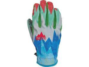 Scott 2014 Guante Popesque Glove - 224542 (Green/Blue - XS)
