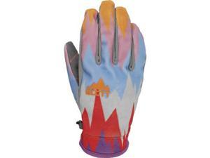 Scott 2014 Guante Popesque Glove - 224542 (Purple/Orange - XS)