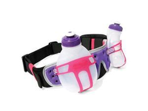 FuelBelt 2014 IRONMAN Revenge? R2O Hydration Belt (Pink/Purple)