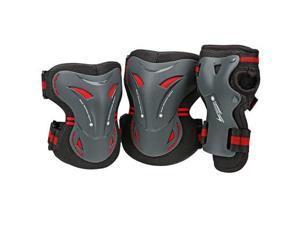Bone Shieldz 2013 Tarmac Tri Pack Protective Pads - Black - 5165 (Medium)