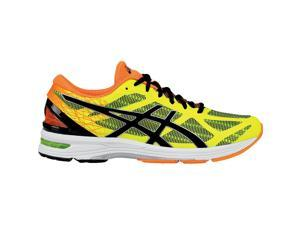 Asics 2016 Men's GEL-DS Trainer 21 Running Shoes - T624N.0790 (Flash Yellow/Black/Hot Orange - 13)