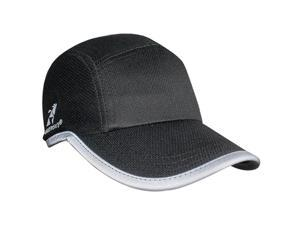Headsweats Reflective Race Hat (Black)