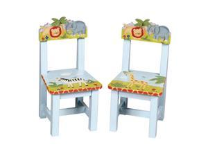 GuideCraft Safari Extra Chairs (Set of 2)