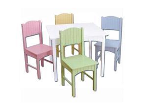 KidKraft Nantucket Table and Four Chair Set