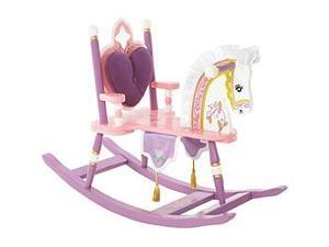 Levels Of Discovery-Princess Rocking Horse
