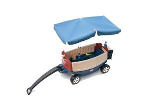Little Tikes Deluxe Ride & Relax Wagon