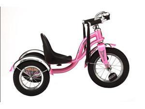 Schwinn 12 inch Roadster Trike - Pink