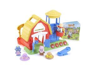 Apple Grove Pals Deluxe Farm Playset