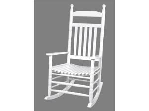 Giftmark Deluxe Adult Tall Back Rocking Chair
