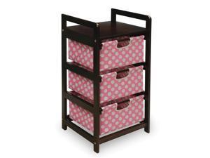 Badger Basket Three Drawer Storage Unit