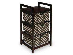 Badger Basket Three Drawer Storage Unit