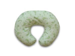 Boppy Pillow with Cotton Blend Slipcover