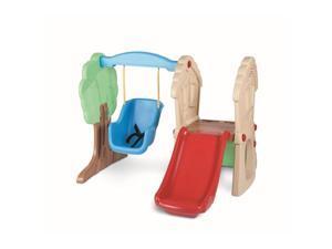 Little Tikes Hide & Seek Climber and Swing