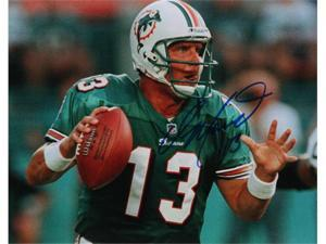 Dan Marino Autographed 11x14 Photo