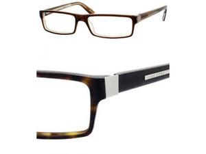 Hugo Boss 0104/U Eyeglasses-In Color-Dark Tortoise-Size-54/16/135