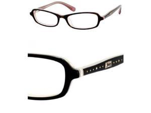 Juicy Couture Zoe Eyeglasses-In Color-Bronze Violet-Size-49/16/135