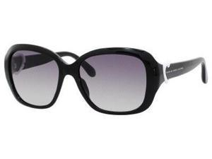 Marc by Marc Jacobs MMJ 306/S Sunglasses-In Color-Shiny Black/gray gradient