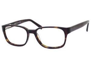 Safilo elasta 1638 Eyeglasses-In Color-Dark Havana-Size-52/17/140