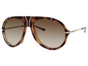 Yves Saint Laurent 2340/S Sunglasses (In Color-Havana/brown gradient)